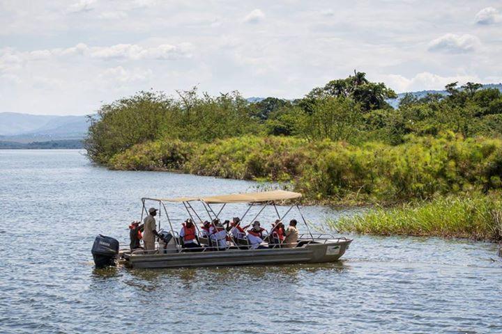 Sport Fishing in Akagera National Park in Rwanda